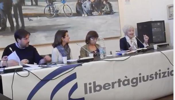 Lorenza Carlassare – 11 Marzo 2017 – Bologna