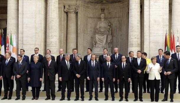 Europa, l'inganno delle celebrazioni