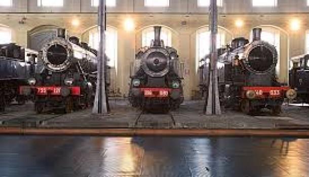 Napoli/Moretti inaugura il restauratoMuseo delle Ferrovie diPietrarsa con Mattarella