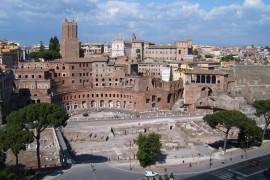 POLEMICA SU MUSICAL A ROMA/Superpalco sui Fori,ultima follia di Nerone