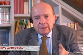 Gustavo Zagrebelsky – Piazza Pulita 04-05-17