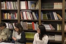 """Scuola di formazione LeG Bologna, tema: """"Una società senza lavoro?"""