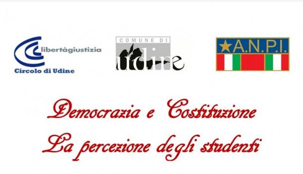 Democrazia e Costituzione. La percezione degli studenti