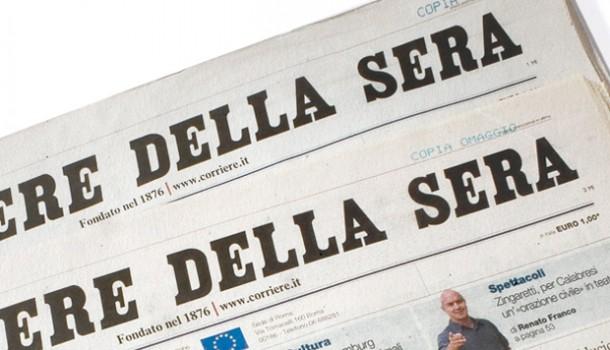 Lettera al Corriere della Sera