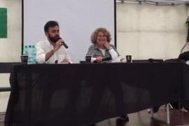 """Presentazione """"Il canto della libertà"""" – Sandra Bonsanti a Ginevra 04-06-17"""