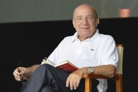 Il premio De Sanctis a Gustavo Zagrebelsky