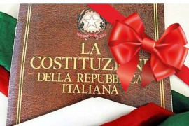 70 anni fa l'Assemblea Costituente approvava la Costituzione