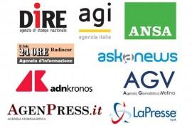 Il disastro delle agenzie di stampa italiane