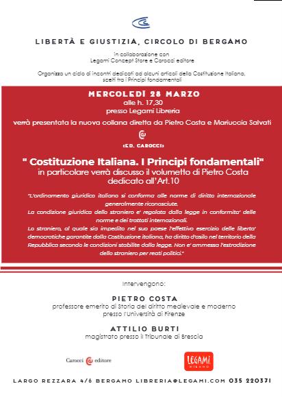 Bergamo 28 marzo