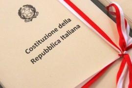 'La Costituzione alla prova del 70.mo anniversario', convegno il 20 aprile a Roma