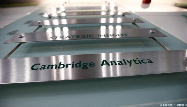Le cattive compagnie di Cambridge Analytica