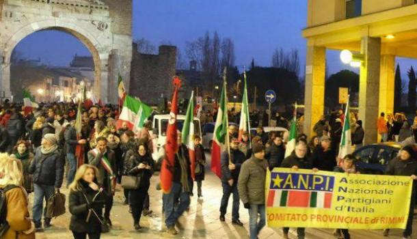 Rimini/Costituito il Coordinamento Antifascista  Provinciale