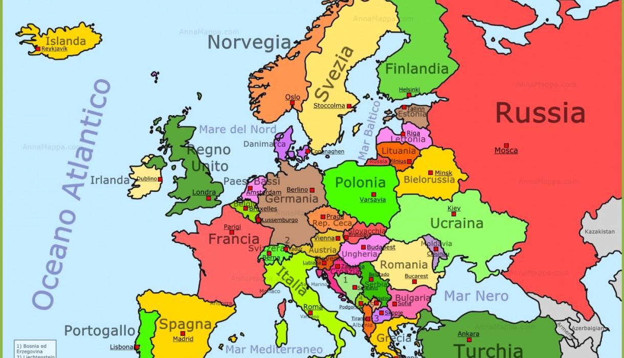 Cartina Europa 2017.Urbinati L Europa Rischia Di Smarrire La Sua Identita Liberta E Giustizia