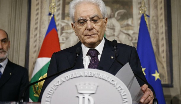 Il re è nudo: lo dice il Quirinale