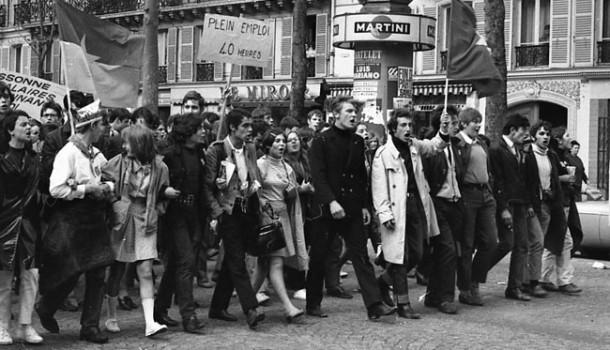 IL MAGGIO '68, DISUGUAGLIANZE E INSEGNAMENTI