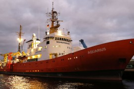ASGI : Gravi responsabilità dell'Italia nella vicenda Aquarius