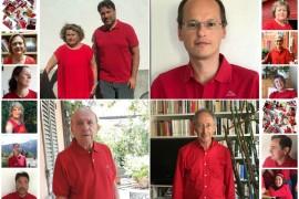 Chiusura porti/Sabato vestiti di rosso, è il dress code della protesta. Don Ciotti: l'accoglienza è la base della civiltà