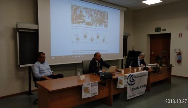 Udine/Il Ruolo delle Regioni nell'Europa dei popoli, Scuola Politica di LeG