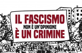 Casa Pound e l'antifascismo diviso
