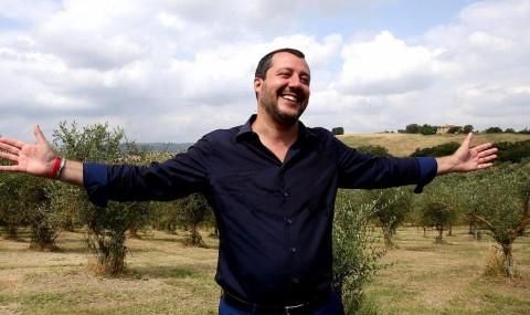 Italy's Salvini Should Be Persona Non Grata in Israel