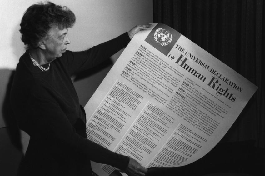 A settant'anni dalla Dichiarazione universale