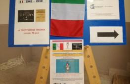 Per i 70 anni della Costituzione una mostra negli Istituti della Piana del Sele
