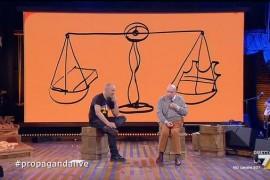 Propaganda Live – Il Prof. Zagrebelsky 8 febbraio 2019