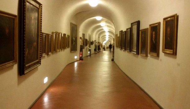 IlCorridoio Vasariano con ingresso a 45 euro