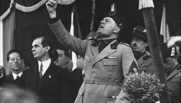 Luciano Canfora, In Italia il fascismo non muore mai