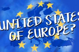 Stati uniti d'Europa, un edificio politico architettato dalla filosofia