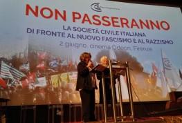 """""""Non passeranno"""", il 2 giugno di Libertà e Giustizia a Firenze"""