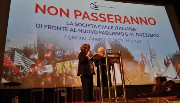 """""""Non passeranno"""" – Il 2 giugno di Leg a Firenze"""