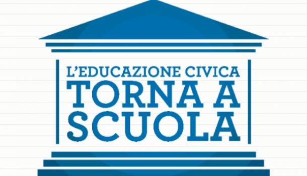 Finalmente l'educazione civica nelle scuole: siamo coinvolti tutti