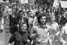Mezzo secolo dopo il 1968: tre letture
