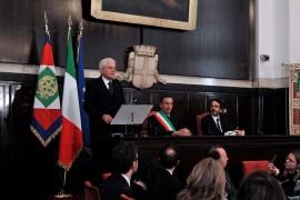 Il Presidente Mattarella ricorda la strage di Piazza Fontana
