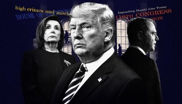 Trump sotto accusa