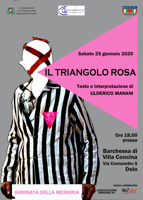 locandina triangolo rosa