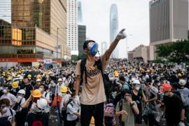 Il mondo è a Hong Kong