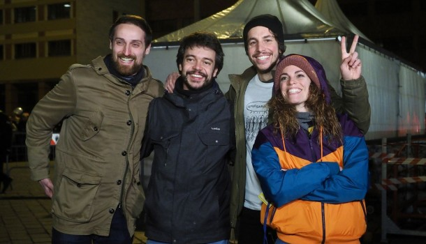 A Giulia, Mattia & C. per nuotare insieme oltre le gerarchie