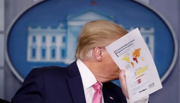 Trump e il coronavirus
