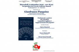 Ravenna/Dal 26 agosto mobilitazione plurale per il NO al taglio dei parlamentari