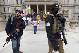 Il rischio delle milizie armate della destra suprematista