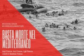 Basta morti nel Mediterraneo