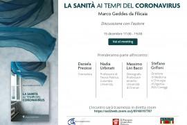 La sanità ai tempi del Coronavirus – 15 dicembre 2020
