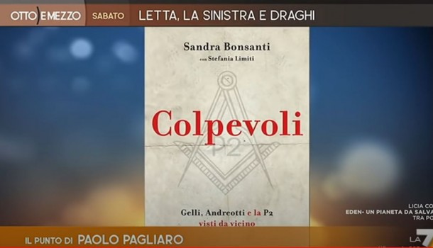 """Il punto di Paolo Pagliaro 13/03/21 – """"Colpevoli"""" di Sandra Bonsanti"""