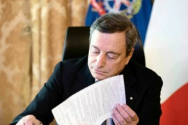 La politica ha bisogno del Messia Draghi?