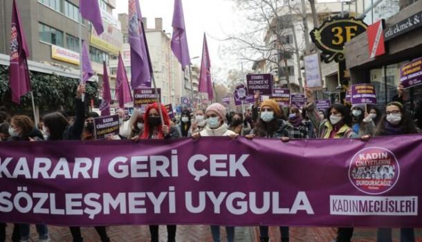 Donne Anpi su uscita Turchia da Convenzione Consiglio d'Europa