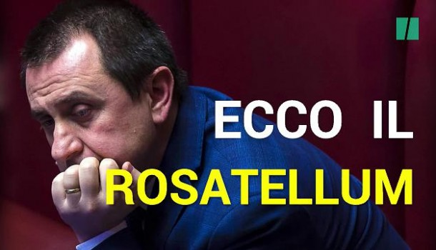 Rosatellum èincostituzionale, depositato ricorso al Tribunale di Bologna