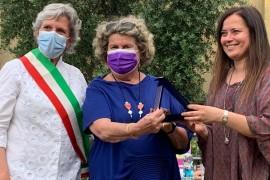 A Sandra Bonsanti il premio Fiesole alla carriera