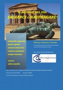 locandina webinar destino sud